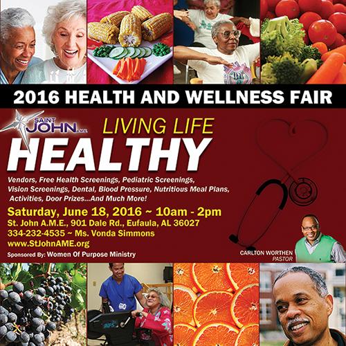 Health Fair SM