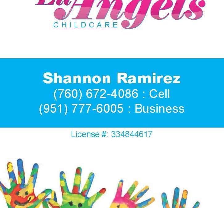 SLA Business Card