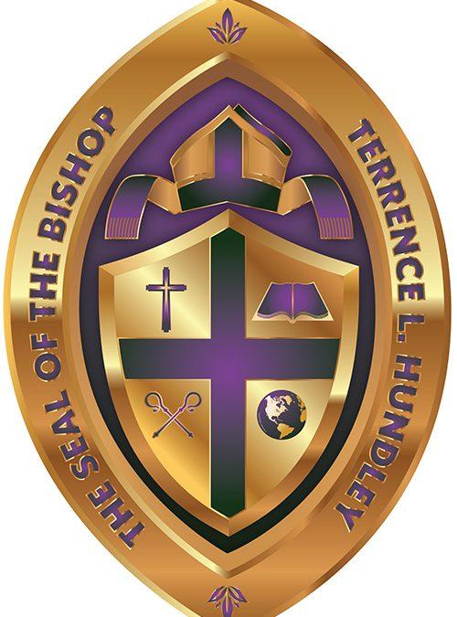 Bishop Seal Logo