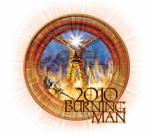 Burning Man Shirt