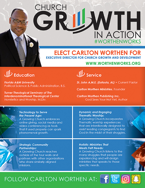 Growth in Action Flyer
