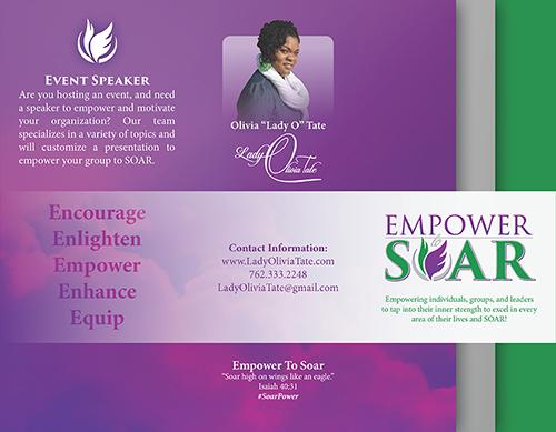 Empower to Soar Brochure