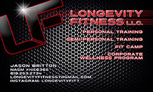 LF Business Card