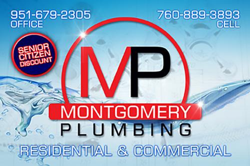 Montgomery Plumbing Post Card