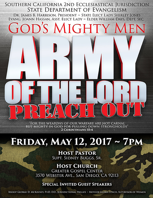 Army of the Lord Flyer