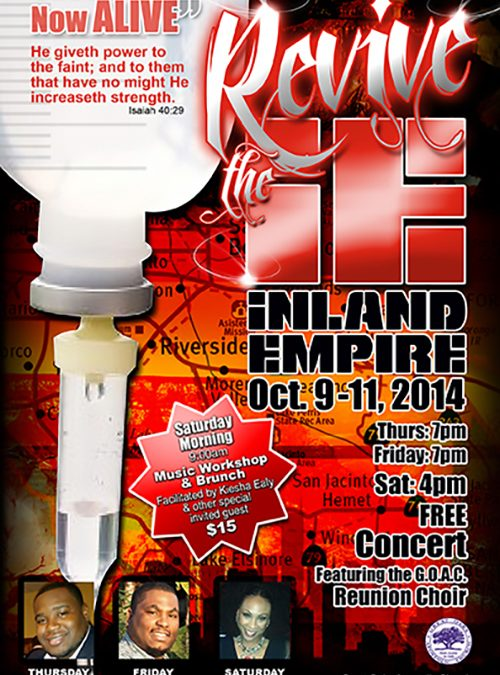 Revive the IE Flyer