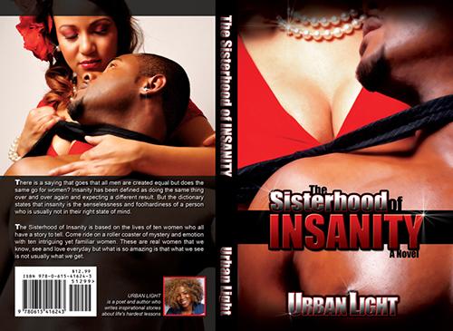 Sisterhood of Insanity Book