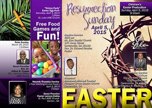 2015 Easter Flyer