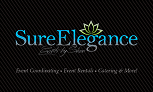 Sure Elegance Business Card