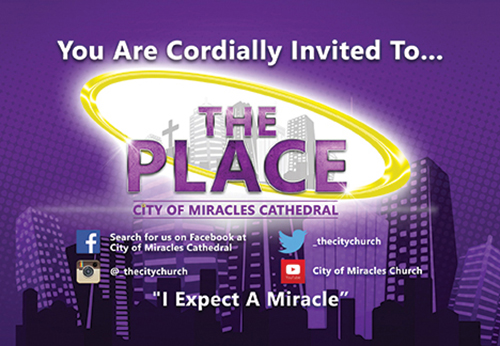 The Place Flyer