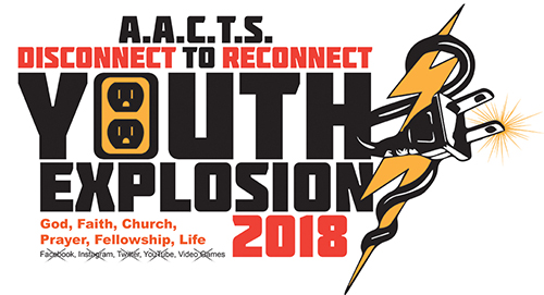 Youth Explosion T-Shirt