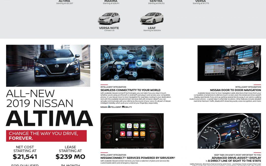Altima Web Page Build